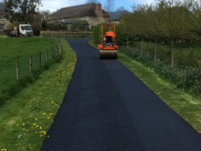 Tarmac Contractors Sidmouth